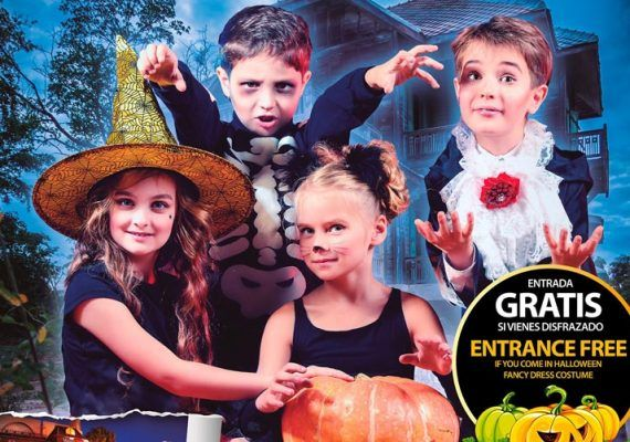 Halloween Tivoli