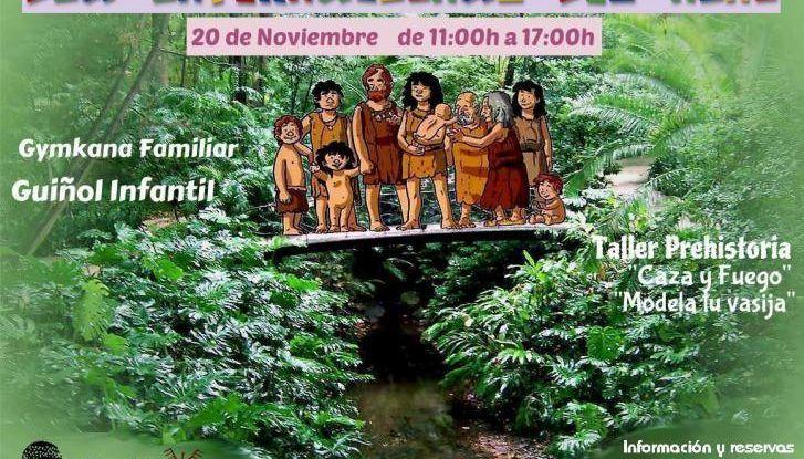 Día Internacional del Niño en el Jardín Botánico de La Concepción