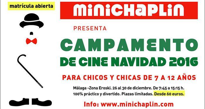 campamento minichaplin