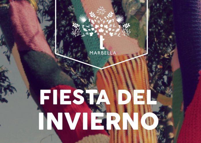 Fiesta del invierno en Arboretum Marbella