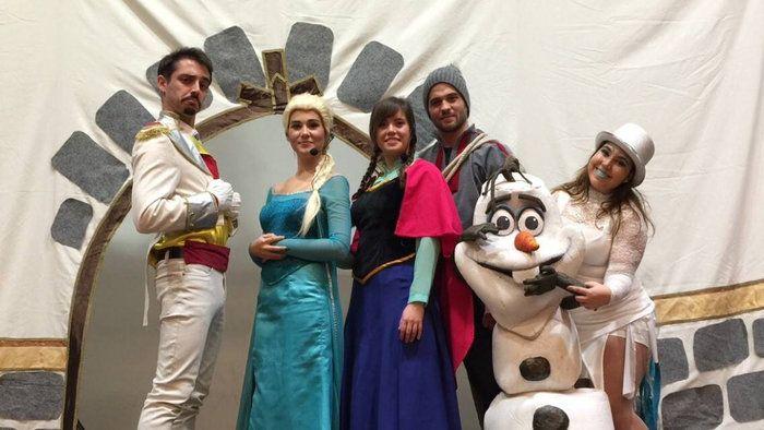 Nuevo musical de Frozen en Málaga
