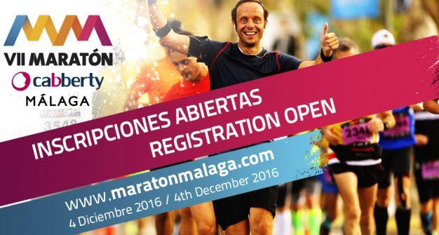 VII Maratón Málaga