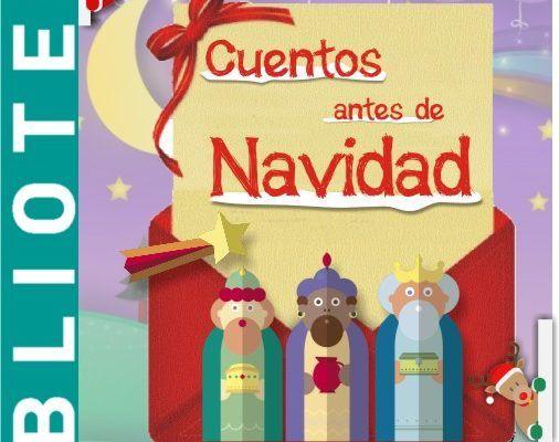 Cuentos Antes de Navidad en la Biblioteca de Arroyo de la Miel