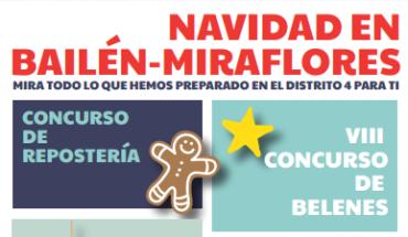 Actividades en Navidad Bailén-Miraflores