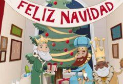 Actividades infantiles de Navidad en Larios Centro
