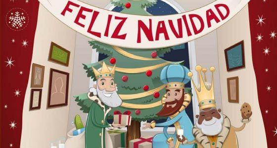 Actividades Y Espectaculos Infantiles En Navidad En Larios Centro - Imagenes-infantiles-de-navidad