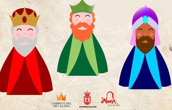 Cabalgata Reyes Magos Álora