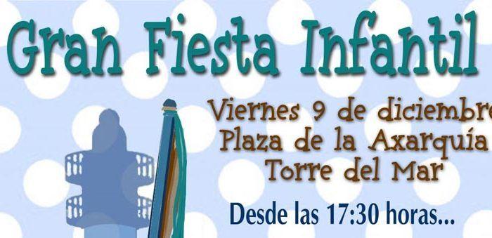 Gran Fiesta Infantil de Navidad en Torre del Mar