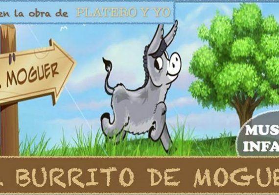 El Burrito de Moguer, el nuevo musical infantil que llega a Málaga