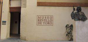 Escuela de arte en Navidad en el Museo Revello de Toro (Málaga)