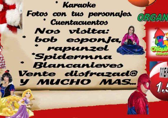 fiesta infantil Casabermeja