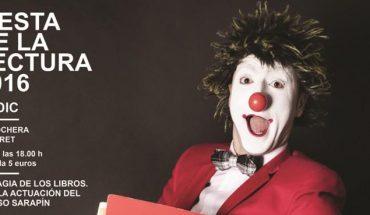 Fiesta de la Lectura en La Cochera Cabaret