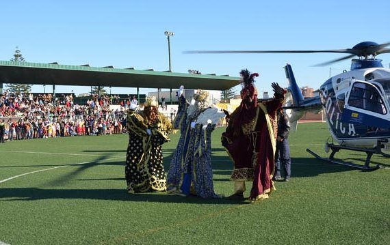 Cabalgata de Reyes Magos Fuengirola