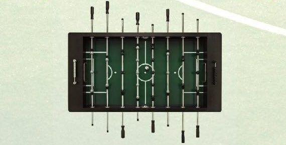 Campeonato de futbolín en Rincón de la Victoria
