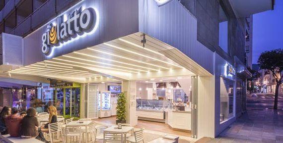 Giolatto, helados artesanales de autor