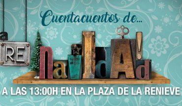 Cuentacuentos en Muelle Uno de Málaga en Navidad