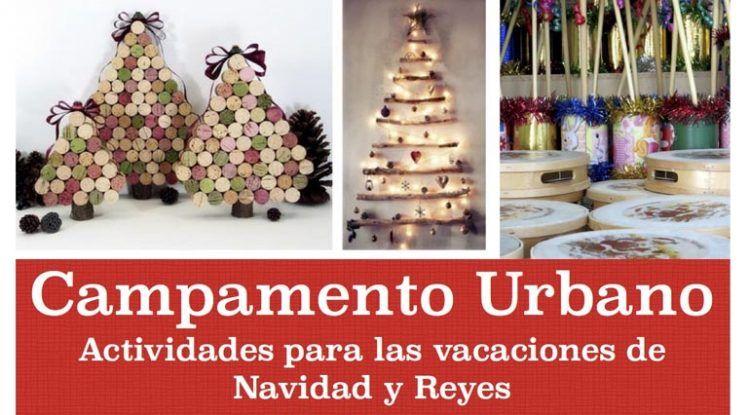 Campamento de Navidad en JuegArte