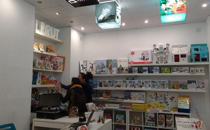 Tienda Mahatma Showroom Málaga