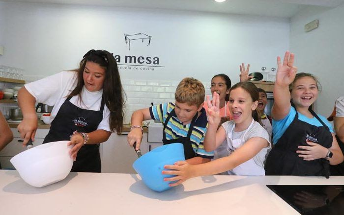 Campamento de cocina en Semana Blanca en la Mesa Málaga - La ...