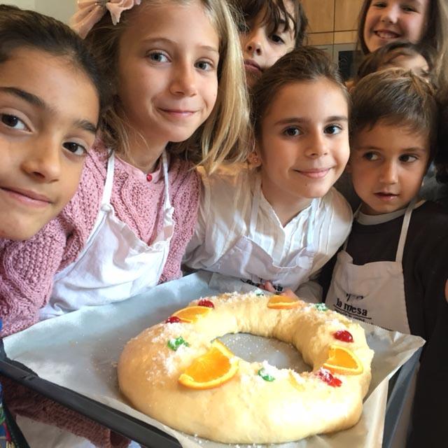 Campamentos infantiles de cocina en Navidad con La Mesa Málaga ...