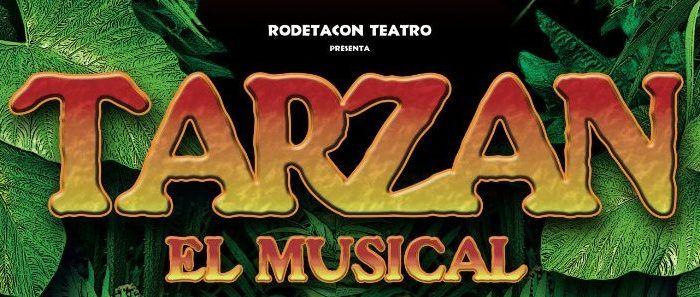 Tarzán el Musical Infantil en el Teatro Ciudad de Marbella