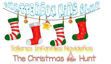 Talleres Infantiles de Refuerzo de inglés The Christmas Tree Hunt en Málaga