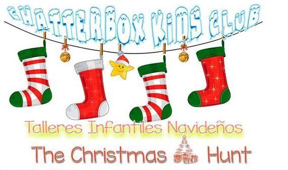 Talleres Infantiles de Refuerzo de inglés The Christmas Tree Hunt en Málaga