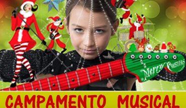 Campamento musical de Navidad para niños