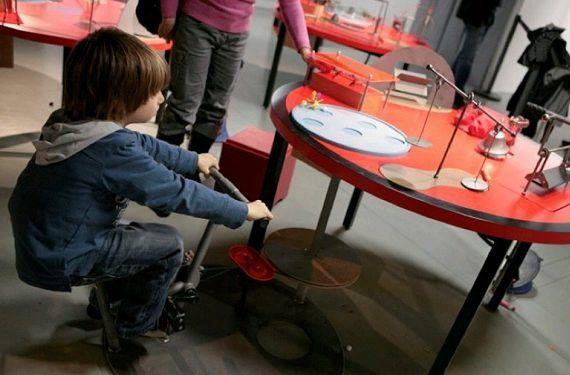 Agenda infantil del Centro Pompidou para el 2017