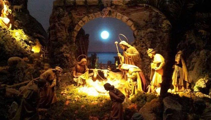 Imagenes De Belenes Para Imprimir.Ruta De Belenes En Malaga Capital Para Esta Navidad La
