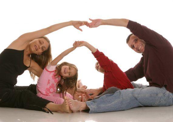 Yoga en familia en el Centro de Arte Contemporáneo