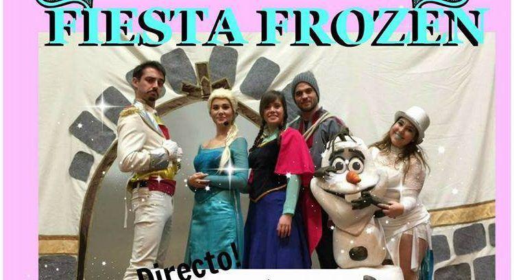Fiesta Frozen