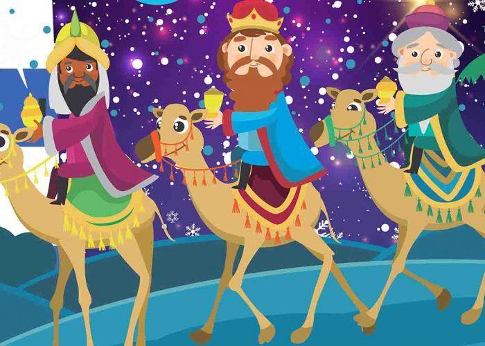 Cabalgata de Reyes Magos en Torre del Mar 2017