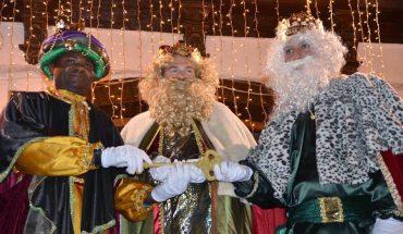 Cabalgata de Reyes Magos en Cártama 2017