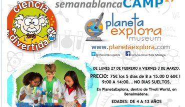 Semana Blanca en Planeta Explora
