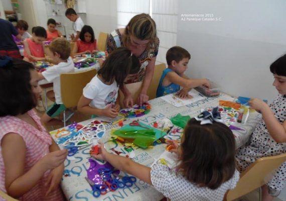 Escuela de artes plásticas para niños