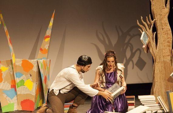 La Grulla de papel, nueva obra en Teatro Cánovas de Málaga