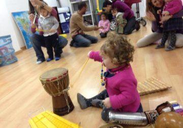 Cursos de música para niños y jóvenes en la asociación PamMusic de Torremolinos