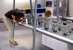 Experimenta con tu familia en el Centre Pompidou de Málaga