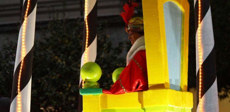 Cabalgata Reyes Magos Mijas