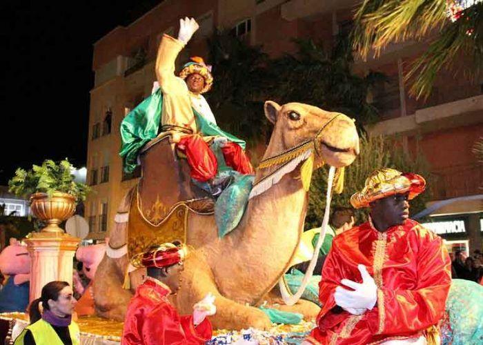 Cabalgata Reyes Magos Alhaurín el Grande