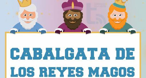 Cabalgata Reyes Magos Campillos
