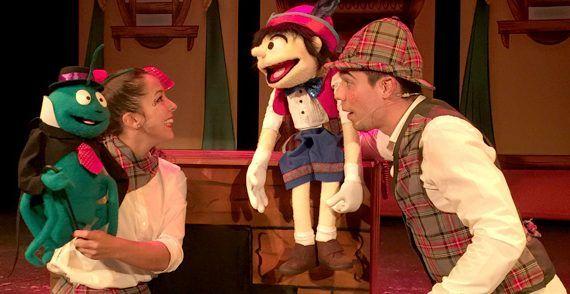 Programación infantil del Teatro Echegaray en enero