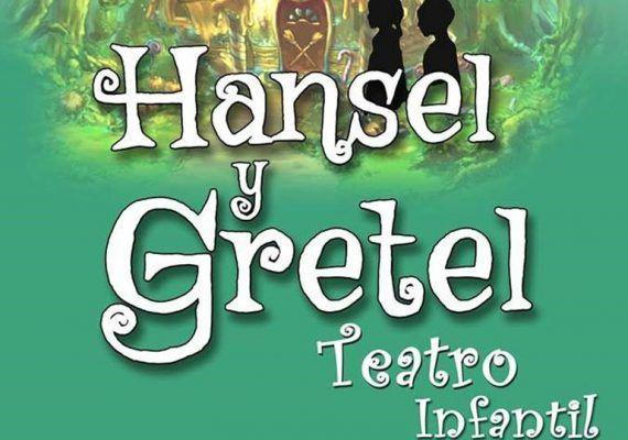 Hansel y Gretel Teatro Creamás Málaga