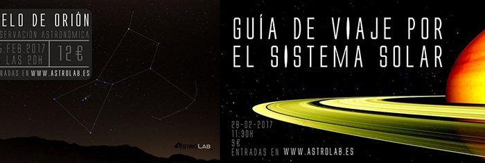 Astrolab Semana Blanca astronomía niños