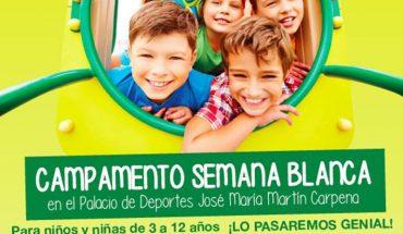Campamento de Semana Blanca en Málaga