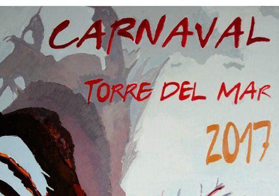 cartel Carnaval Infantil de Torre del Mar