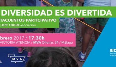 Cuentacuentos para niños Málaga