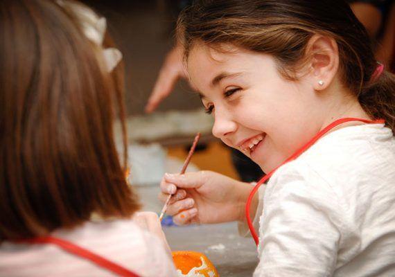 Museo Picasso Málaga taller niños Semana Blanca