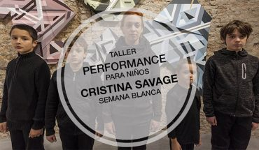 Taller performance bilingüe para niños La Casa Amarilla